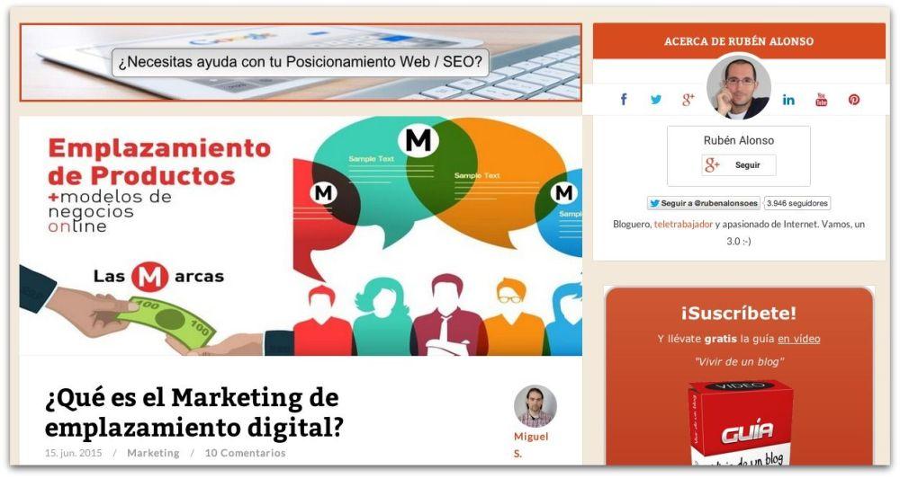 La Aprendiz de Community Manager, uno de los 10 mejores blogs de marketing digital en español 2015 (4/6)