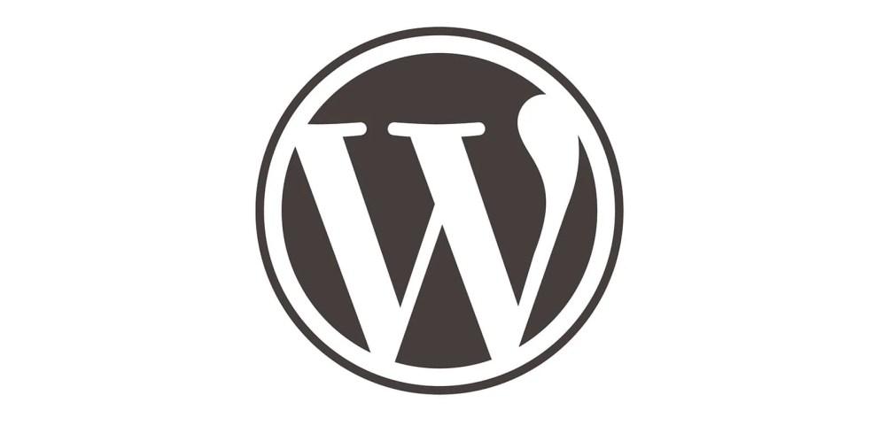 WordPress ロゴ