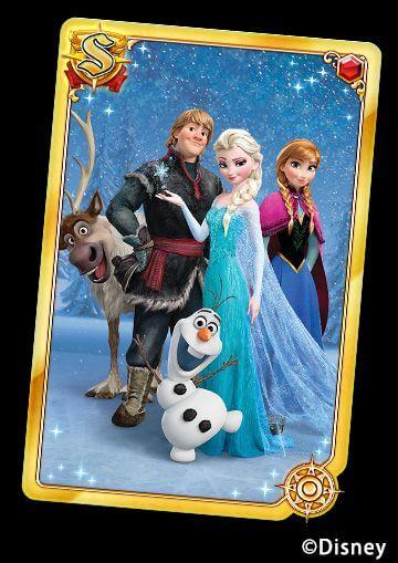 ディズニー マジシャン・クロニクル『アナと雪の女王』