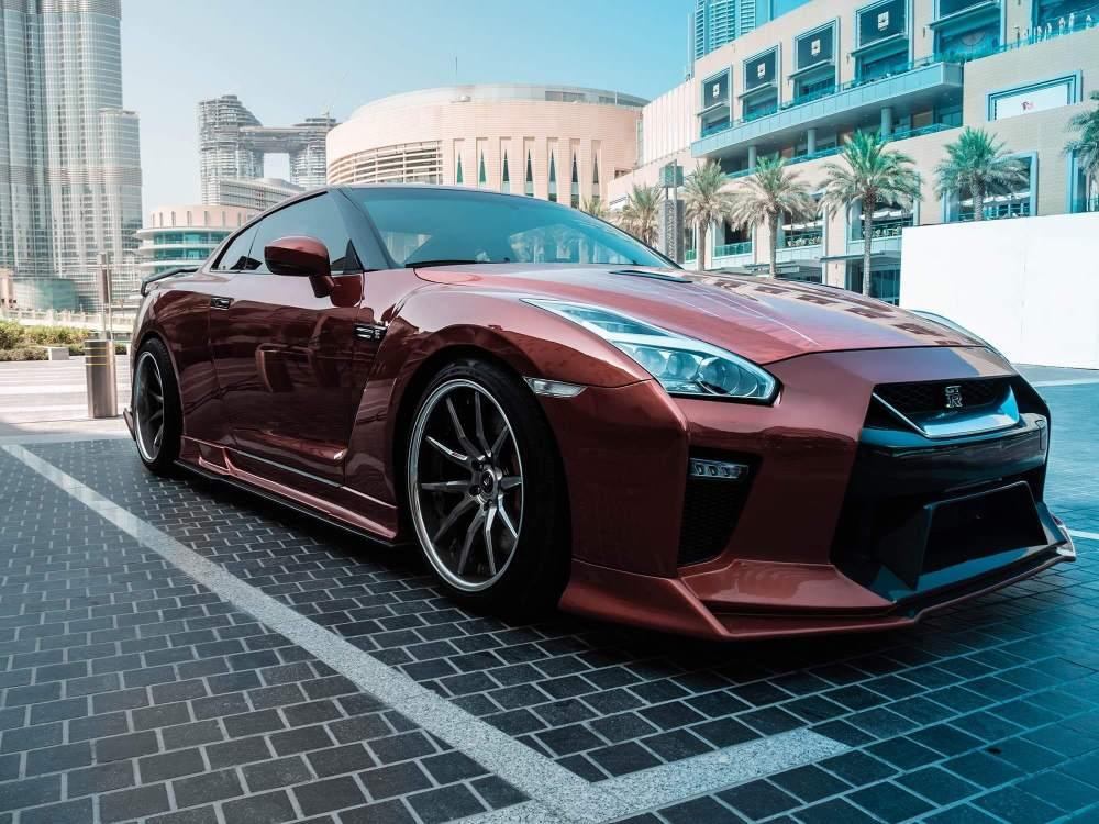 日産「GT-R」