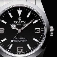 ロレックス(ROLEX)エクスプローラー I