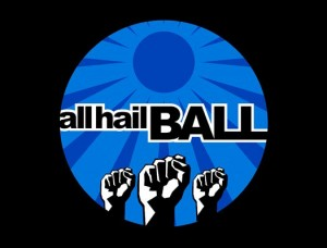 All Hail Ball t-shirt