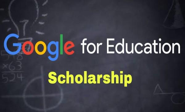 Google India Scholarship