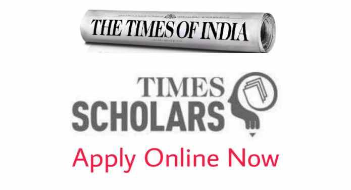 Times Scholarship Online Registration