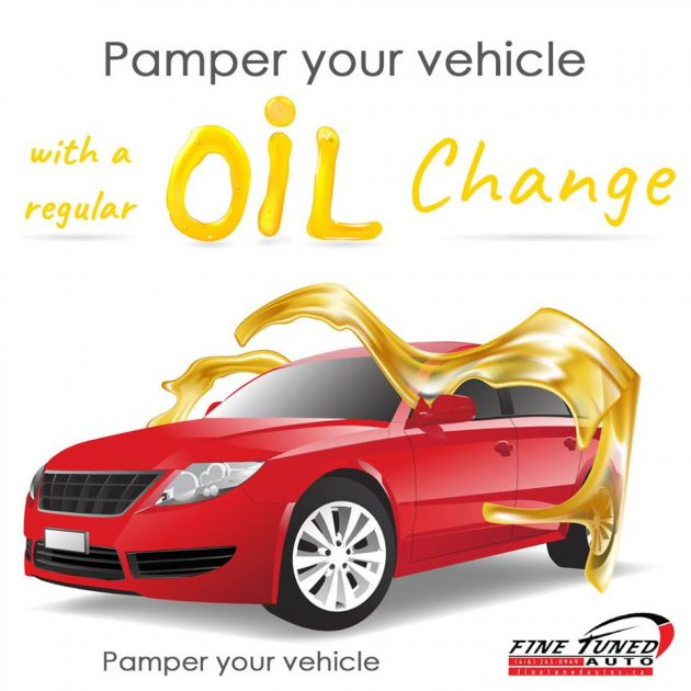 Car Oil Change Service