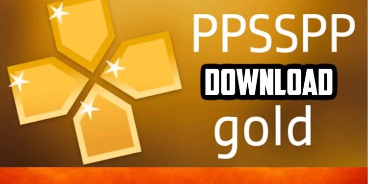 PPSSPP Gold apk