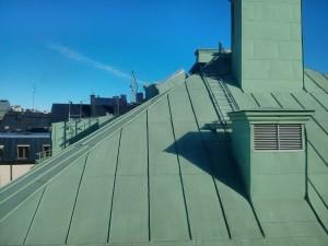 Gamla Stan Rooftops