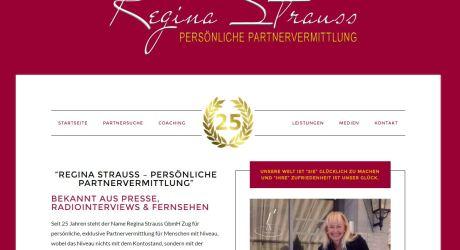 Partnervermittlung Strauss