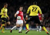 dortmund vs arsenal-uefa champions league-image
