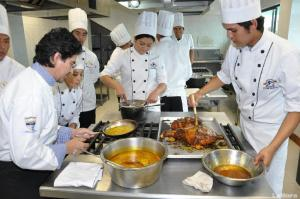 ¿Qué salidas profesionales tienes al estudiar gastronomía?