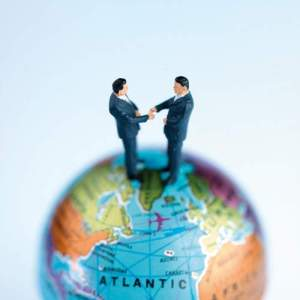¿Quiénes pueden llevar a cabo el comercio exterior?