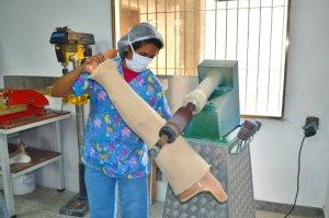 Productos de apoyo en la ortoprótesis
