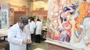 Estudiar Bellas Artes: Un lucha con el mundo técnico y vacío