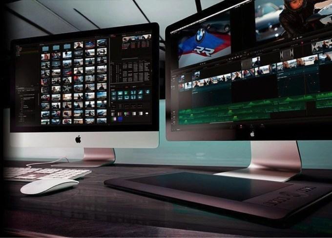Aprender con los cursos de edición de vídeo gratis