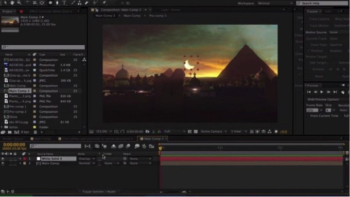 Aprender con los cursos gratuitos de After Effects