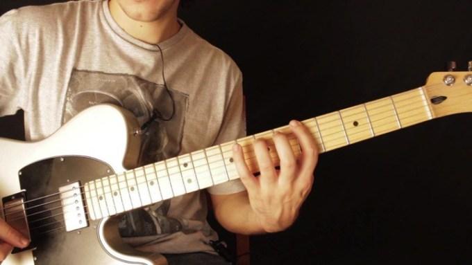 Aprender con los cursos gratuitos de guitarra electrica