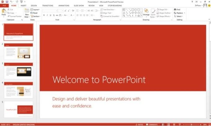 Aprender con los cursos de PowerPoint gratis