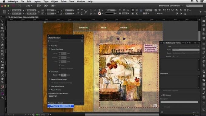 Aprender con los cursos gratuitos de InDesign