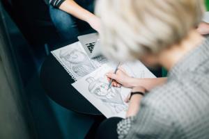 Curso de dibujo con lápiz