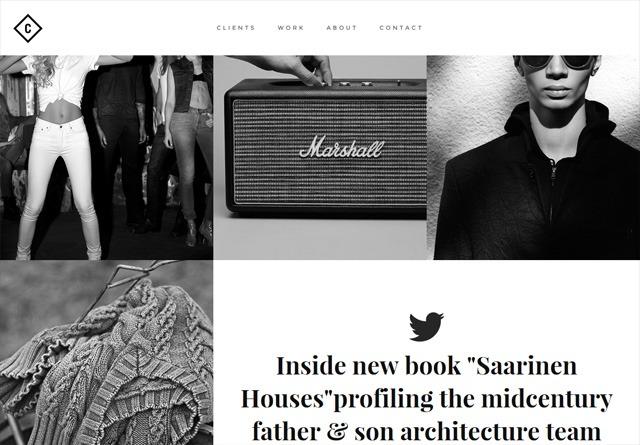 Portfolio website: Councl