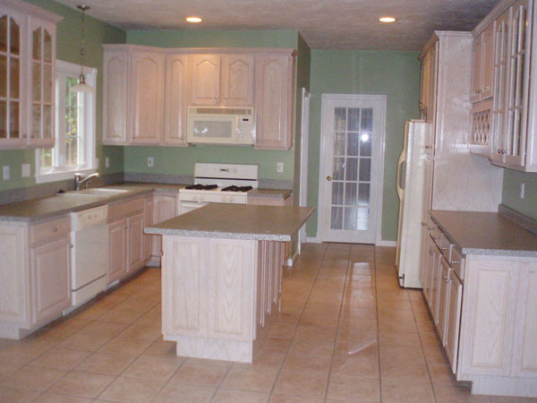 Pickled Pink Kitchen Cabinets Quicua Com