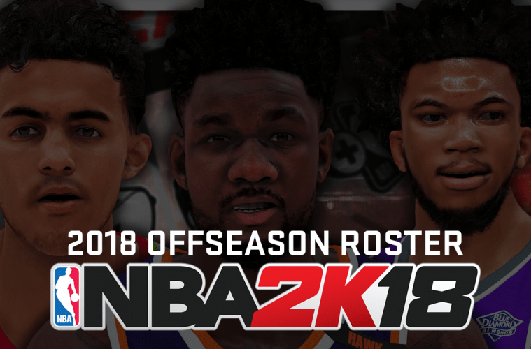 NBA 2K19 Mods Jerseys Courts Player Creation And