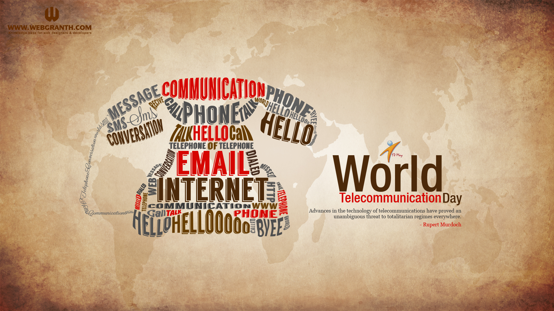 World Telecommunication Day Wallpaper 2013 3 View HD