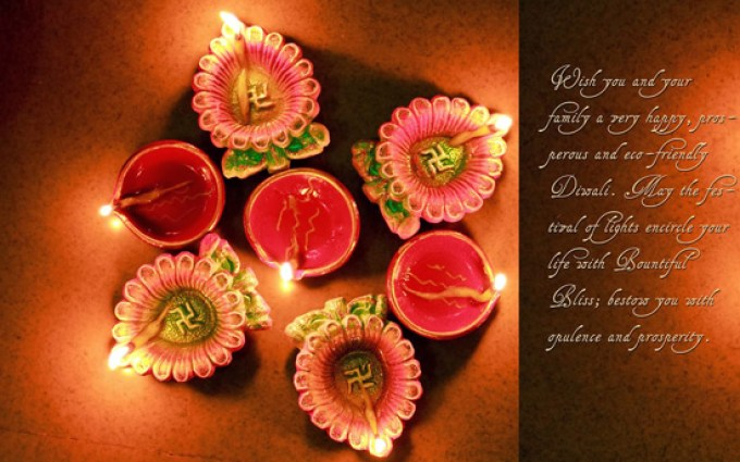 Wallpaper for Diwali