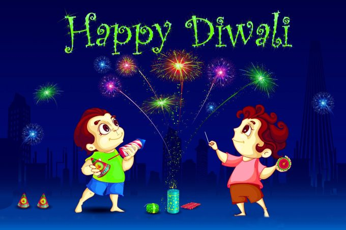 Diwali Animated Wallpaper