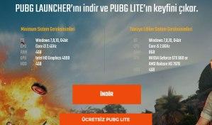 Ücretsiz PUBG Lite Nasıl İndirilir?