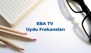 TRT EBA TV Uzaktan Eğitim Ders Kanalı Uydu Frekansları