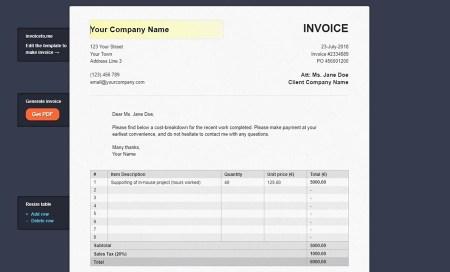 Invoicetome