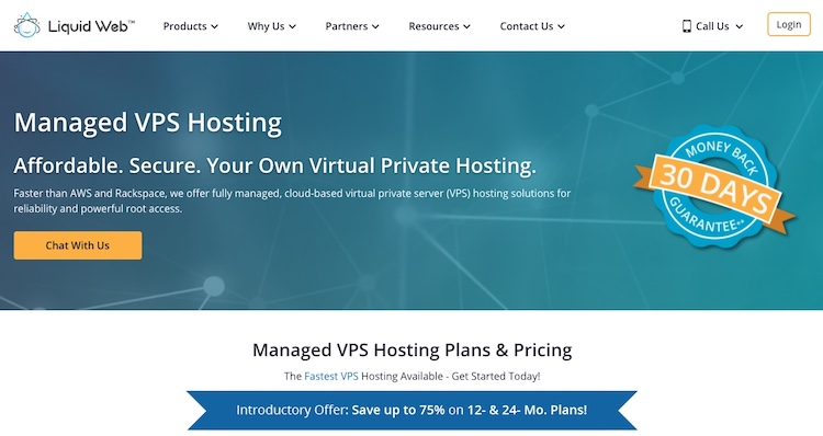 LiquidWeb Managed VPS
