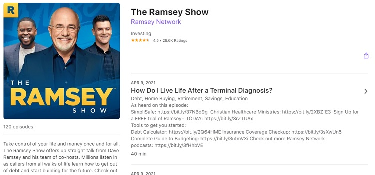 the ramsey show