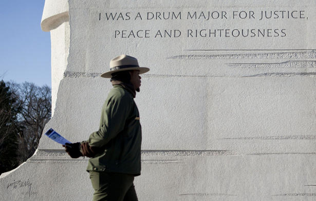 Martin Luther King Jnr. Memorial Stone