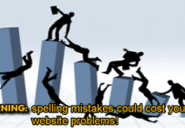 Misspellings can affect your website sales and profit!