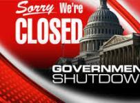 U.S. Government Shut Down!