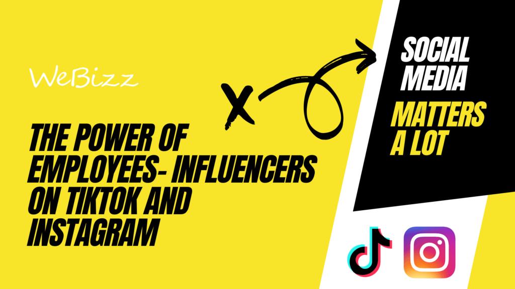 Artinya, jika kamu ingin tulisan. Harnessing The Power Of Employees Influencers On Social Media Like Tiktok And Instagram Webizz