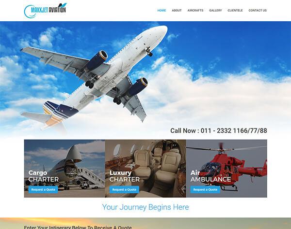 Maxxjet Aviation