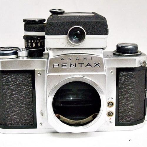 ペンタックスのフィルム一眼カメラ「S3」買取実績
