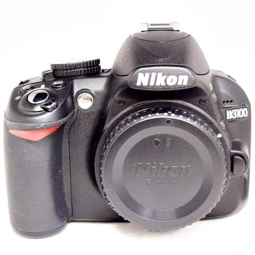 ニコンのデジタル一眼レフカメラ「D3100」買取実績