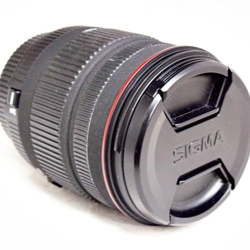 シグマのレンズ「18-200mm F3.5-6.3 DC ニコンFマウント」買取実績