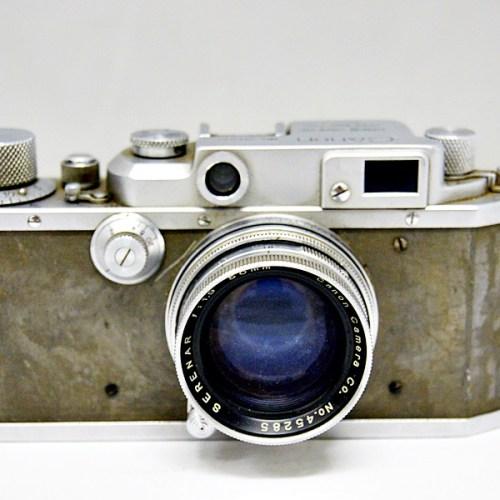 キャノンのレンジファインダーカメラ「Ⅱ B型」買取実績