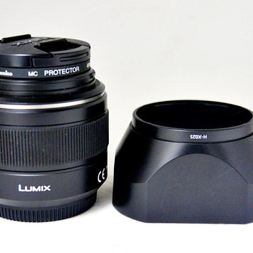 パナソニックのカメラレンズ「LUMIX H-H020 G 20mm/F1.7 ASPH」買取実績