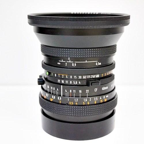 ハッセルブラッドのカメラレンズ「DISTAGON 40mm F4」買取実績