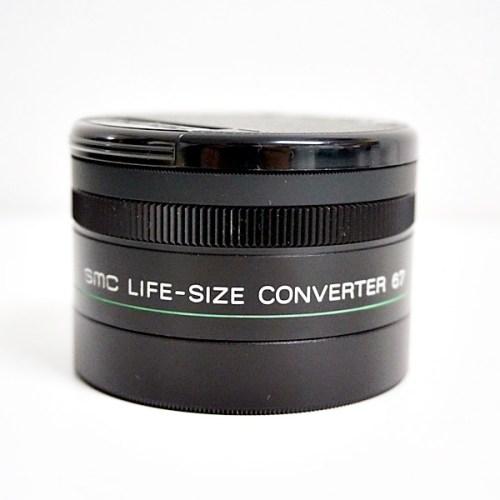 ペンタックスのカメラレンズ「SMC LIFE SIZE CONVERTER 67」買取実績
