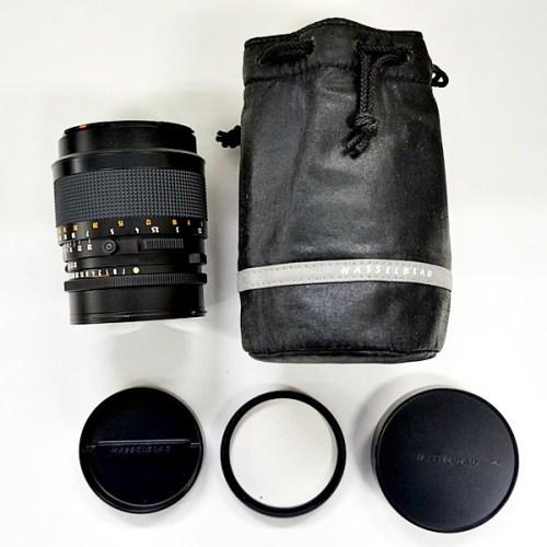 ハッセルブラッドのカメラレンズ「Sonnar 150mm F4」買取実績