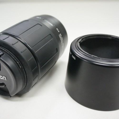 タムロンのレンズ「TAMRON AF 80-210mm F/4.5-5.6」買取実績
