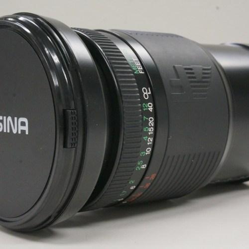 コシナのレンズ「AF 28-105mm F2.8-3.8」買取実績