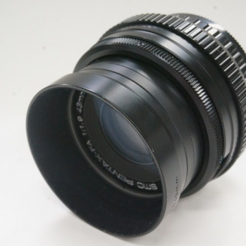 ペンタックスのレンズ「smc FA 43mm F1.9 Limited」買取実績